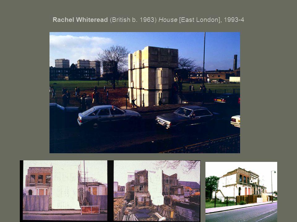 Rachel Whiteread (British b. 1963) House [East London], 1993-4
